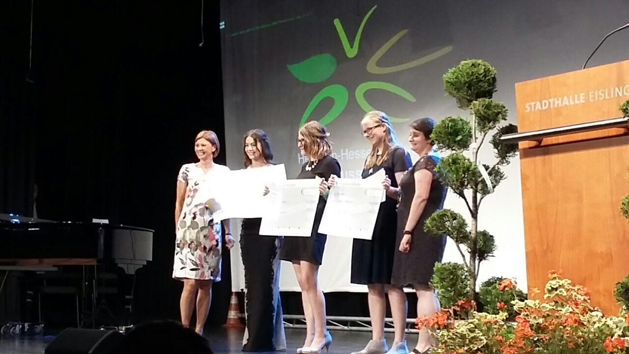 Sozialpreis für die Hermann Hesse Realschule in Göppingen