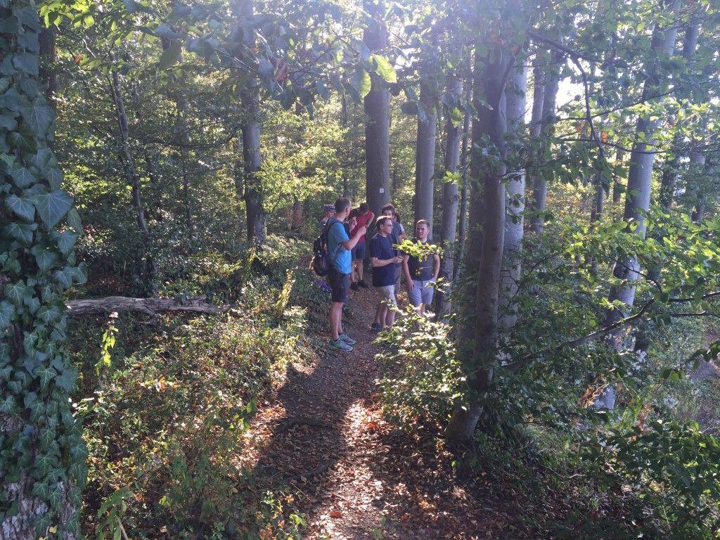 SE goes hiking