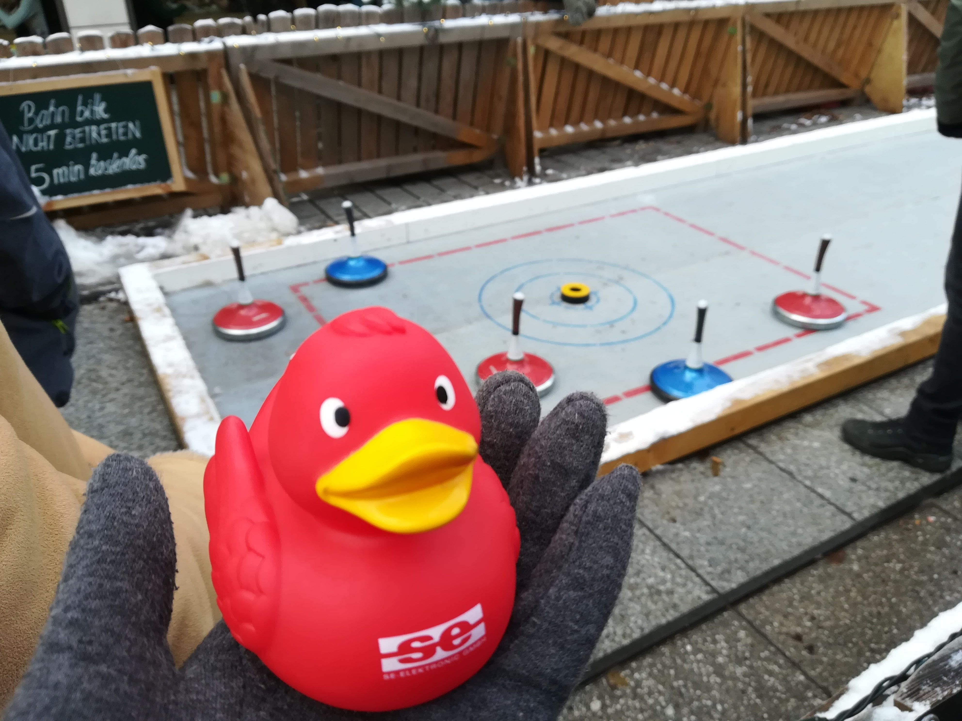 EisstockCup in Göppingen