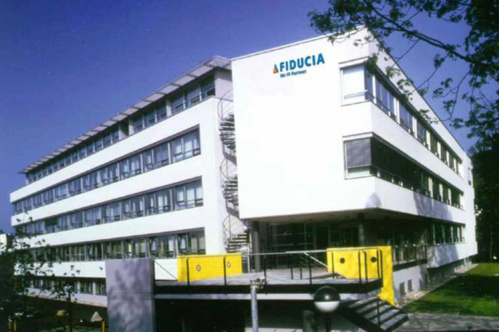 Fiducia Zentrale in Karlsruhe, Deutschland
