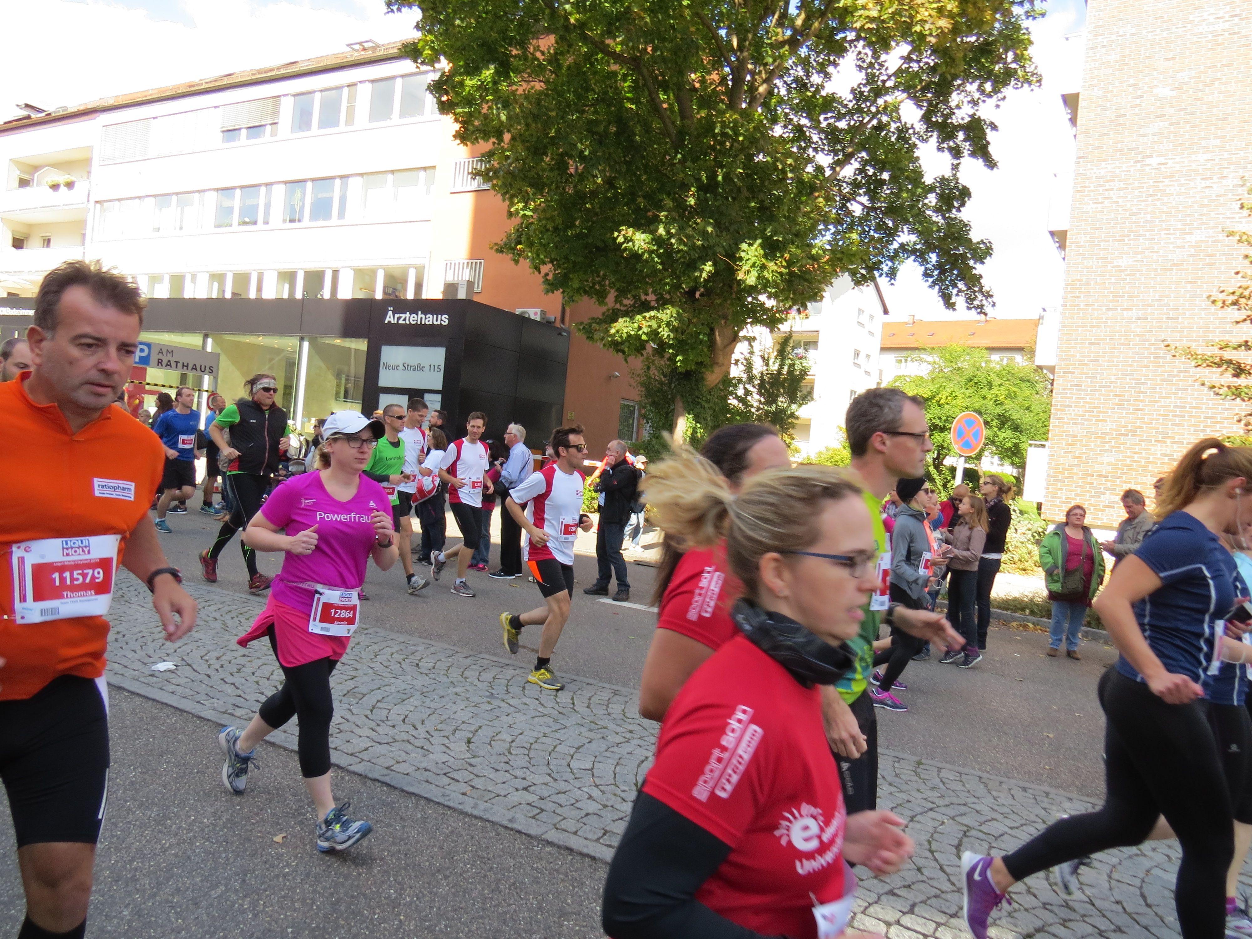 Einsteinmarathon in Ulm