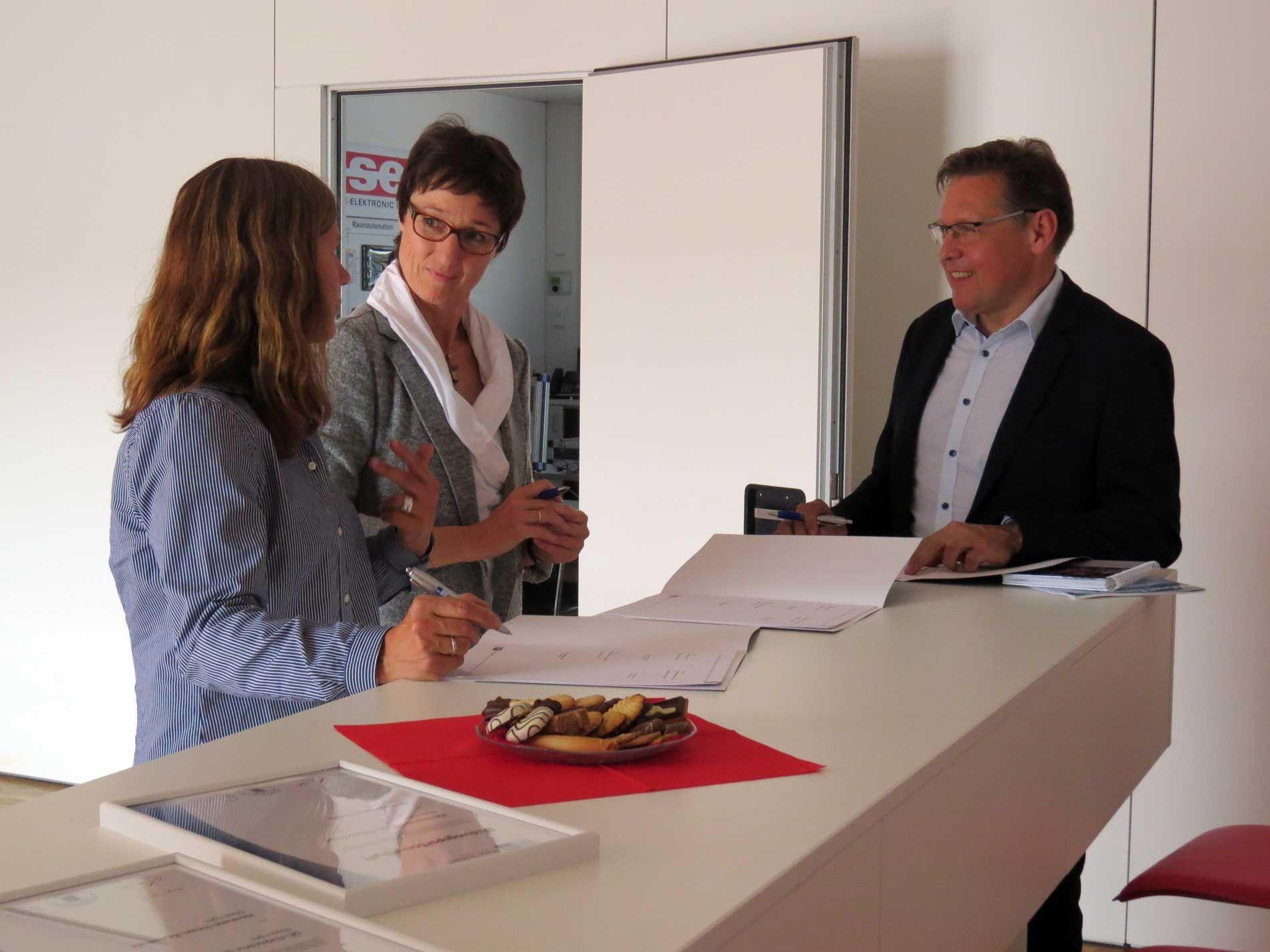 Bildungspartnerschaft mit der Hermann Hesse Realschule in Göppingen