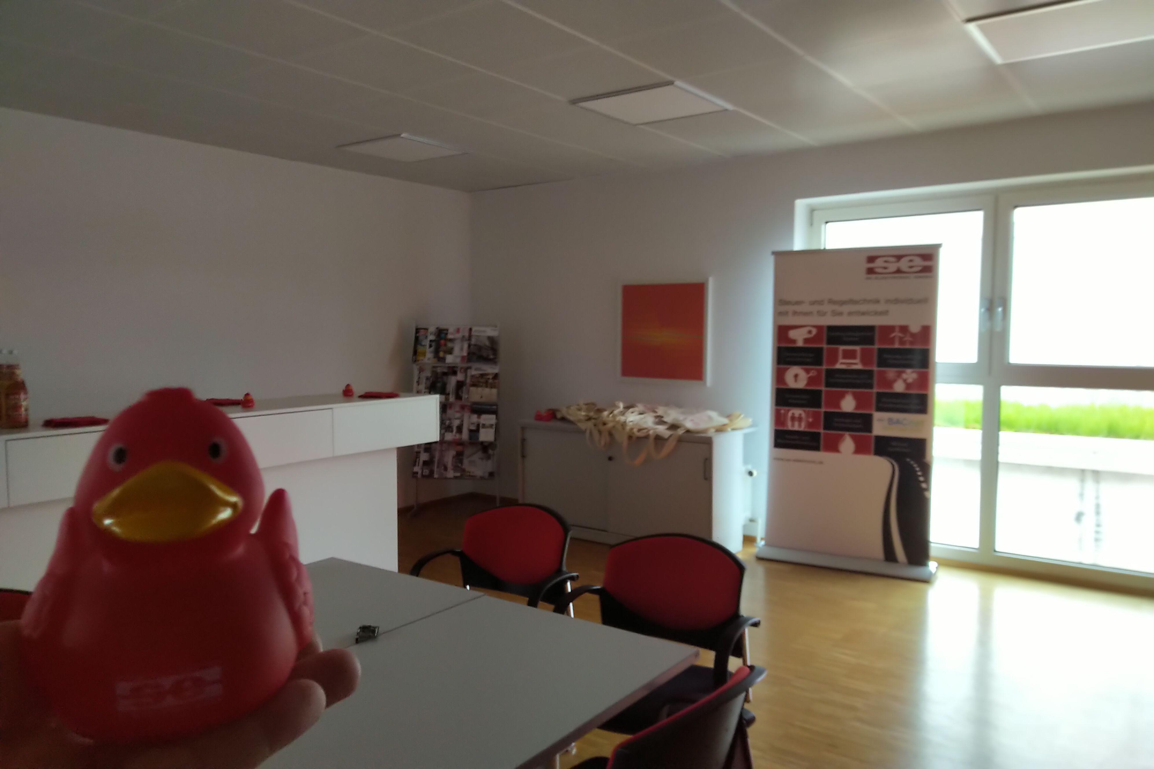 Bildungspartner Hohenstaufen Gymnasium zu Gast bei SE